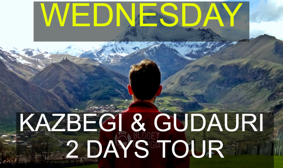 From Tbilisi to Kazbegi