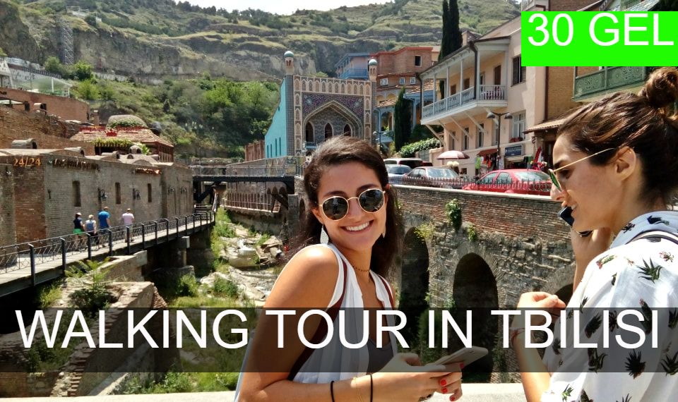 Tour in Tbilisi